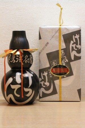 げってん 金【米焼酎】40度 360ML 大分県中津市 旭酒造