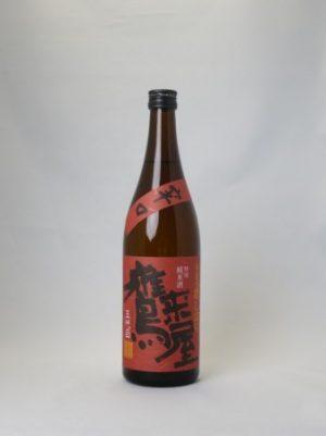 鷹来屋五代目(たかきやごだいめ)【日本酒】『辛口特別純米酒』720ML 浜嶋酒造