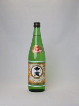 西の関(にしのせき)【日本酒】『特別本醸造 特撰』720ML 萱島酒造