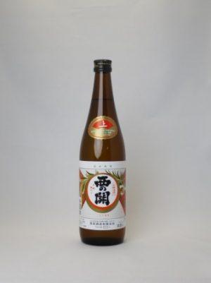 西の関(にしのせき)【日本酒】『上撰』720ML 萱島酒造